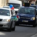 In der Oberndorfer Straße fuhren die Corona-Maßnahmengegner drei Mal durch. Fotos: him