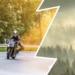 Waldesruh' vs. Motorenlärm – Wie kann es im Schwarzwald wieder ruhiger werden? Foto: Schwarzwaldverein