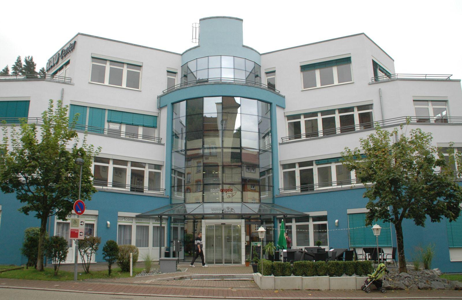 Das Jobcenter in Schramberg befindet sich auf dem H.A.U.-Gelände im  dortigen Business-Center. Archiv-Foto him
