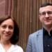 Bezirkskantorin Judith Kilsbach (Orgel) und Florian Lorenz (Tenor) werden gemeinsam mit ...