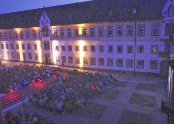 Heiß geliebt: Das Open-Air-Kino in Heiligenbronn. Archiv-Foto: pm