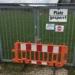 Die Nebenplätze am Stadiongelände sind derzeit gesperrt! Foto: Stadt Rottweil