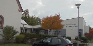 Evasngelishes Gemeindehaus in Sulgen. Archiv-Foto: him