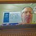 Der Vorsitzende der Corona-Projektgruppe, Dieter Gaus, präsentiert bei der Videokonferenz eine Studie zu den psychosozialen Aspekten der Coronakrise.       Foto:pwo
