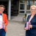 Stellten den neuen IHK-Azubi-Guide vor: Miriam Kammerer (links) und IHK-Vizepräsidentin Bettina Schuler-Kargoll. Foto: pm