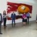 Unser Bild zeigt  (von links) Christian Kinzel (stv. Vorsitzender des Vorstands), Andrea Kurta, Jürgen Keßler, Maria Muschal, Ralf Kopp und Matthäus Reiser (Vorsitzender des Vorstands). Foto: KSK Rottweil