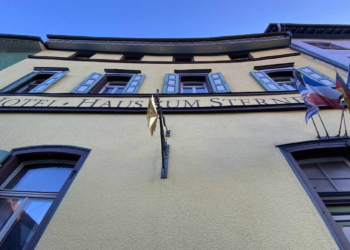 """Hotel """"Zum Sternen"""". Archivfoto: red"""