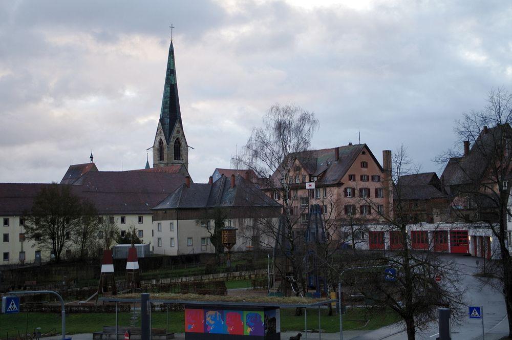 Diesen Blick in Richtung Stadt gäbe es nicht mehr, stünde hier ein Parkhaus. Foto: rottweil.net