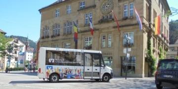 Die Pandemie macht auch dem Bürgerbus zu schaffen - das Landesverkehrsministerium will den Vereinen helfen. Archiv-Foto: him
