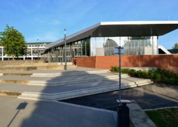 Am Technischen Gymnasium der EHG Rottweil startet dasd schriftliche Abitur. Foto: EHG