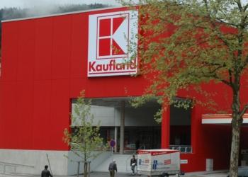 Schauplatz einer neuen Urban Legend: Das Kaufland in Schramberg. Archiv-Foto: him