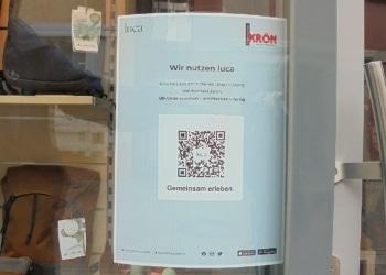 Auch bei Lederwaren Krön in Schramberg  wäre man auf Kunden vorbereitet - nur die vertrackte Sieben-Tage-Inzidenz will nicht sinken. Foto: him