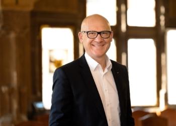 Startet eine Initiative für Corona-Modellprojekte in Rottweil: OB Ralf Broß. Im Fokus stehen der Tourismus und das Kulturleben in der Stadt. Foto: Ralf Graner