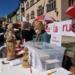 Wie schon bei der Unterschriftenaktion (900 Unterschriften) haben wieder viele Rottweiler mitgemacht und die Aktion unterstützt und sich solidarisch gezeigt mit 352 Briefe und 1000 Euro Spenden. Foto: Gessler