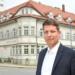 Stephan Rößler ist seit Herbst 2020 der Leiter der Städtischen Galerie in Schwenningen. Foto: Michael Kienzler
