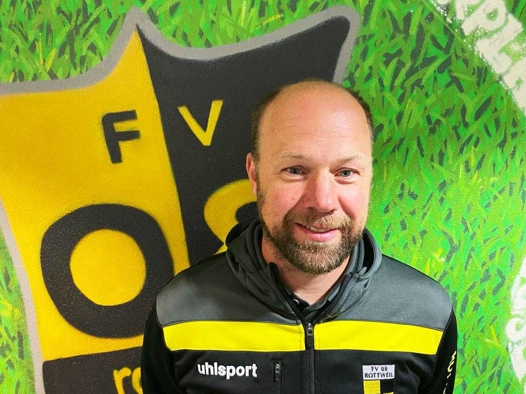 Rückkehrer zum FV 08: Ralf Volkwein. Foto: FV08