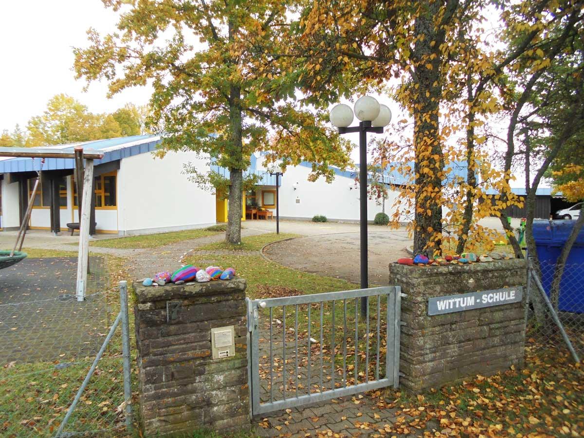 Die Wittumschule auf dem Sulgen. Archiv-Foto: Martin Himmelheber