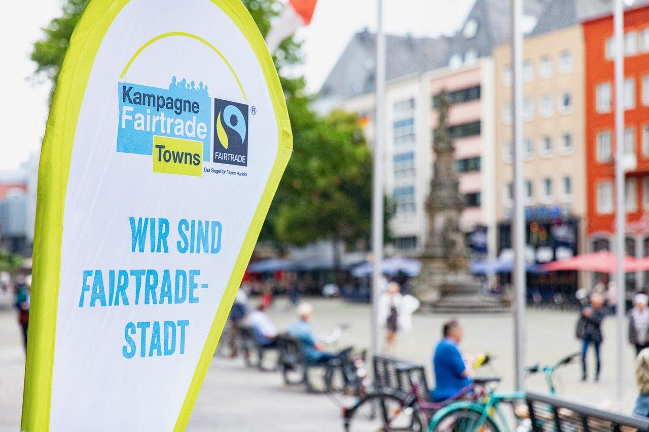 """Rottweil könnte die  Kriterien zur Fairtrade-Town nach Meinung der Grünen leicht erfüllen """"TransFair e.V. / [Photographer]"""""""