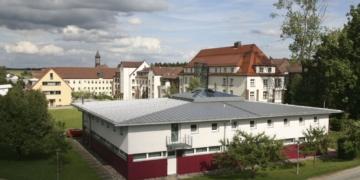 Haus Lebensquell in Heiligenbronn. Foto: pm
