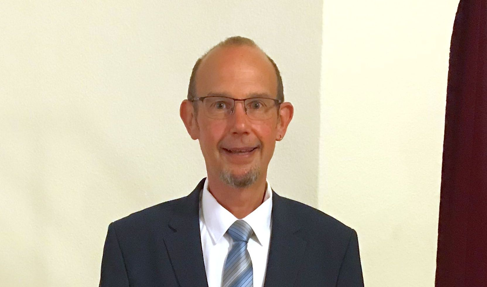 Ralf Heinzelmann: Schrambergs neuer Wirtschaftsförderer. Foto: pm