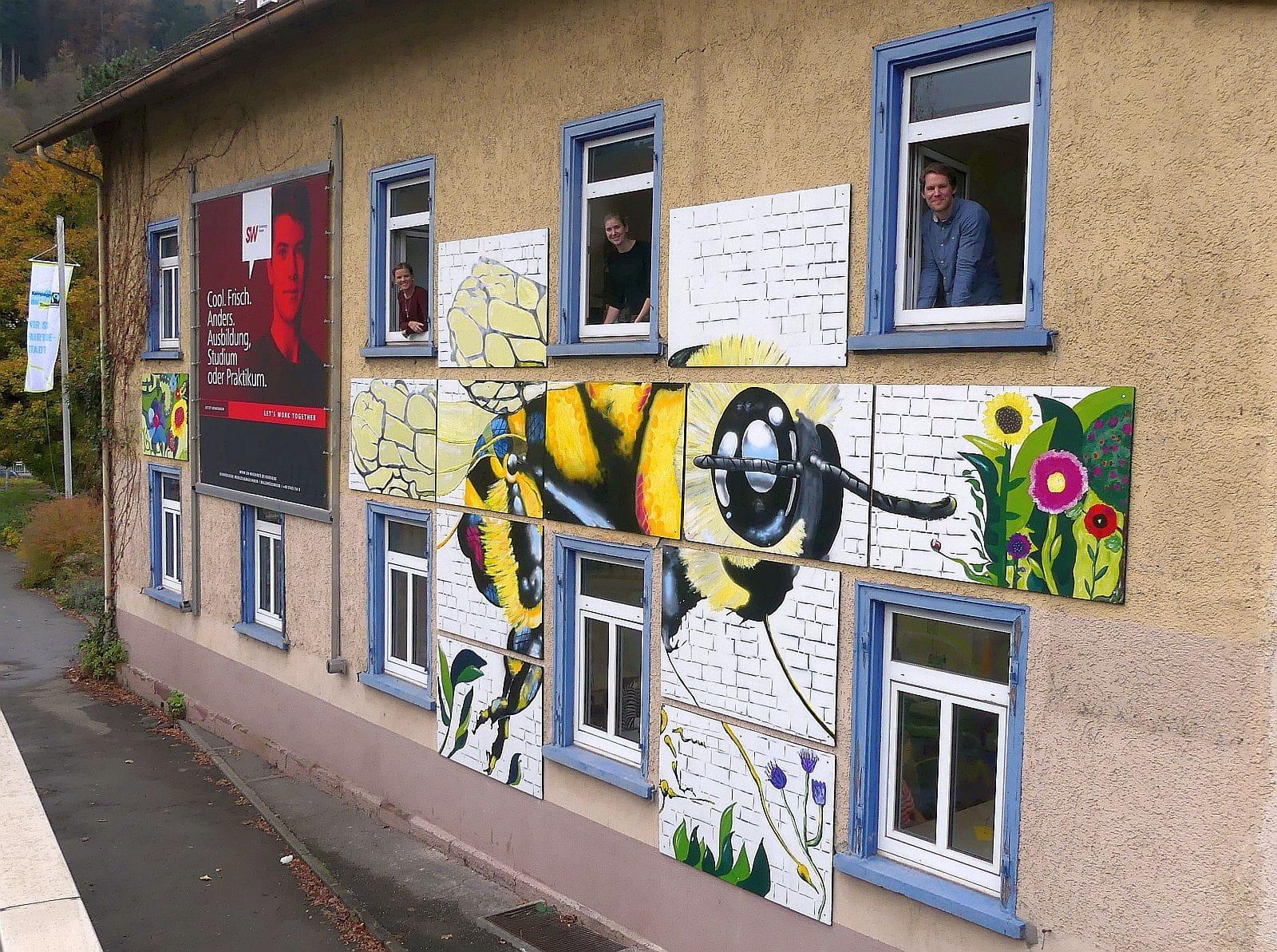 JUKS-Gebäude in Schramberg, Archiv-Foto: him