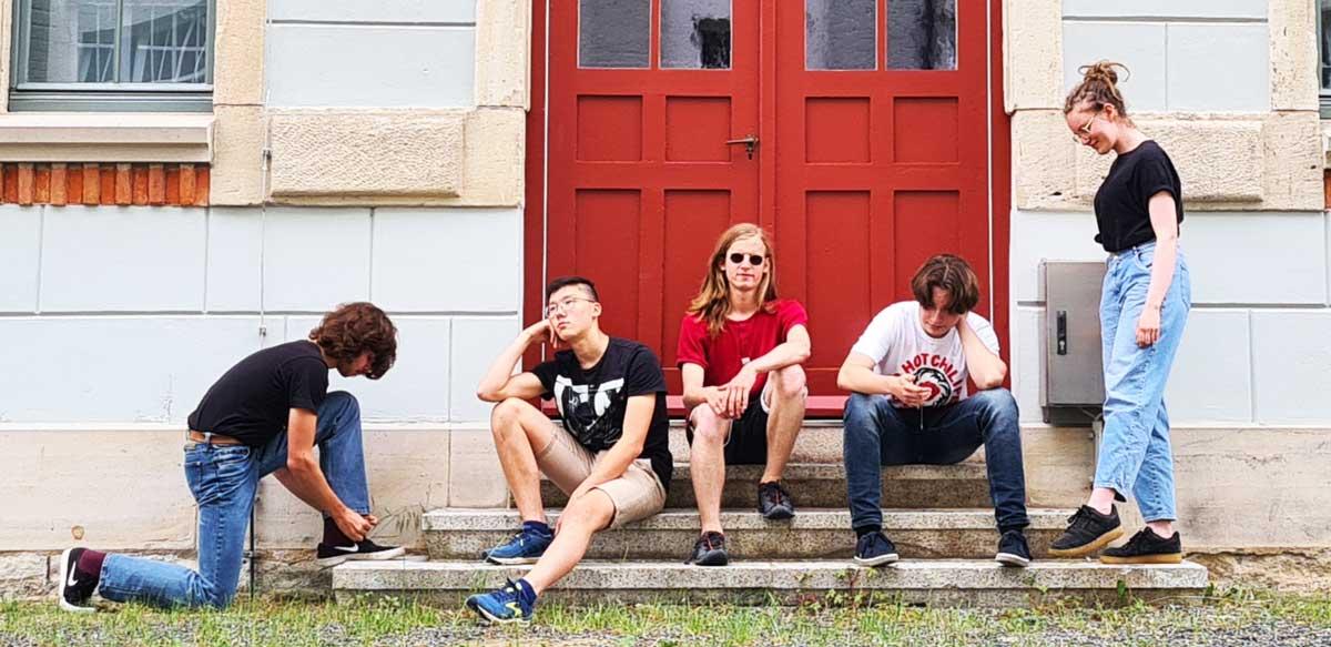 """""""Shocktail"""", junge Musiker aus der Musik- und Tanz-Schule Trossingen. Foto: Shocktail"""