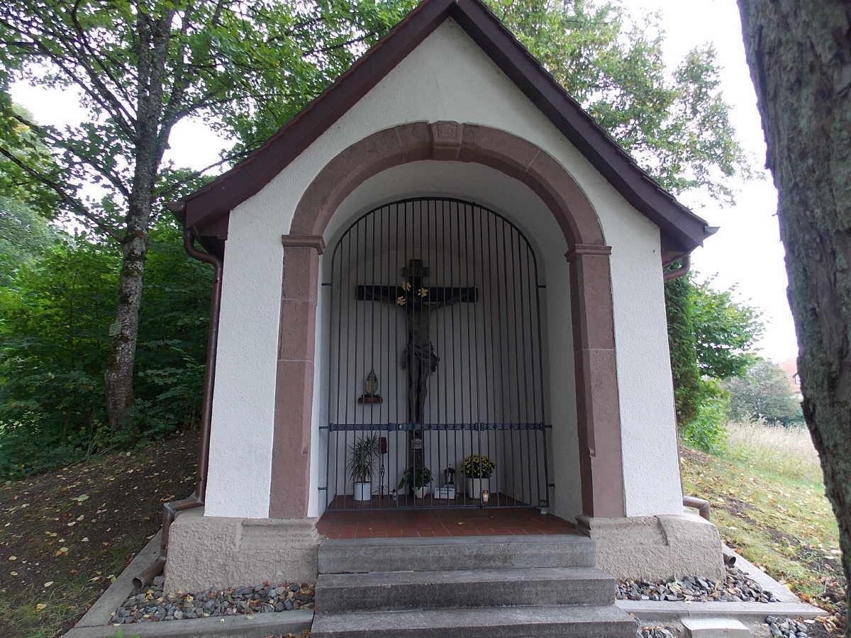Scherers Kapelle wurde 1448 erstmals erwähnt. Foto: pm