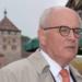 Bundestagsabgeordneter Volker Kauder stellt sich der Diskussion, welche Bedeutung das Christliche Menschenbild für die aktuelle Politik hat.Foto: pm