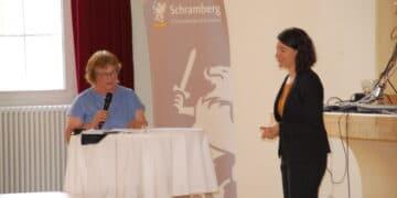 Bärbel Pröbstle kommt für den ausgeschiedenen Martin Himmelhelber in den Schramberger Gemeinderat. Alle Fotos: lm