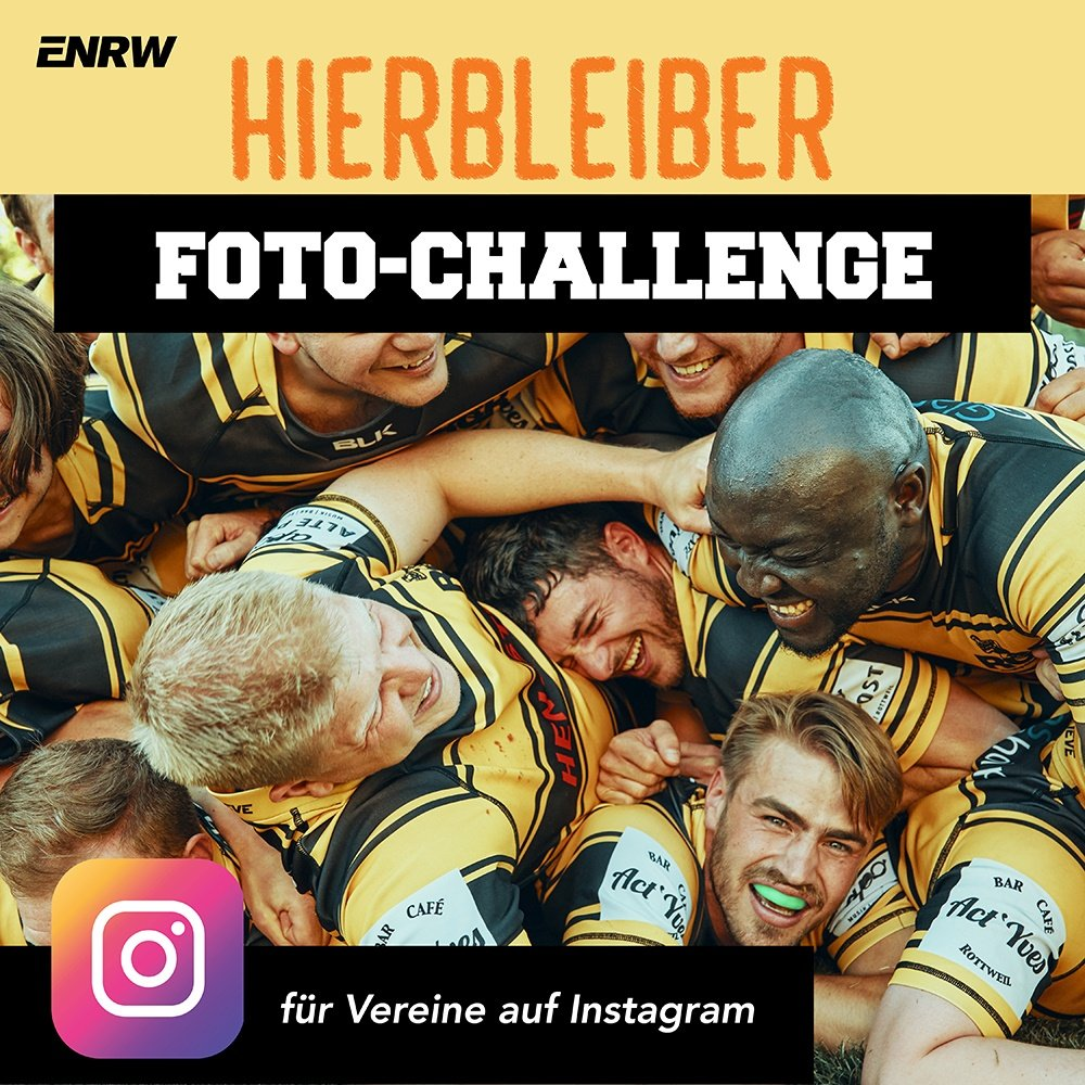 Foto zur ENRW-Corona-Challenge für Vereine . Foto: pm