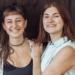 Lisa und Emily Wernz haben mit ihrer Schwester Lena das Feministische Dorfgeflüster gegründet und damit eine Welle ausgelöst. Jetzt waren sie Gast beim Frauenstammtisch. Foto: pm