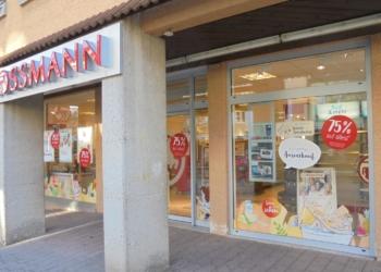 Aus nach vielen Jahren in Schramberg: Rossmann-Filiale ist geschlossen. Fotos: him