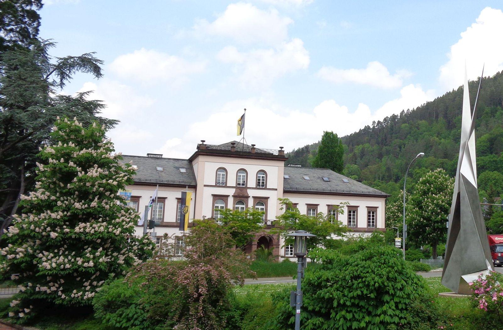 Im Stadtmuseum im Schloss liegen die gesammelten Kunstwerke aus vier Jahrzehnten. Foto: him