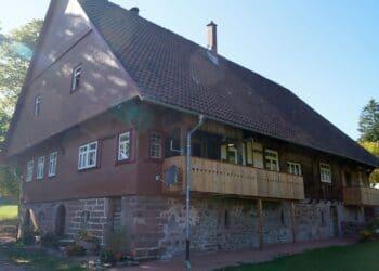 Rossberghof bei Schenkenzell Foto: LAG MSW