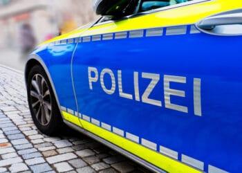 Streifenwagen der Polizei. Foto: iStock