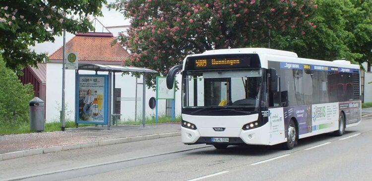 Linienbus: Eine Regiobus-Verbindung nach Balingen wird vom Kreistag angestrebt. Archiv-Foto: wede