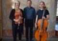 Von links: Julia Guhl, Johannes Vöhringer und Elisabeth Vöhringer. Foto: pm