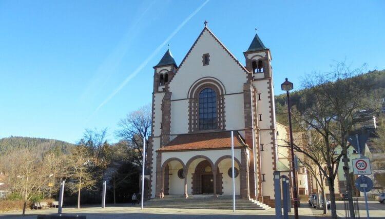 Heilig-Geist-Kirche. Archiv-Foto: him
