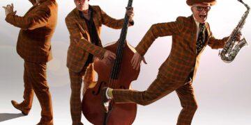 Eröffnen das 33. Jazzfest Rottweil: die