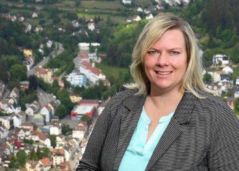 Holt das Direktmnandat im Wahlkreis Rottweil-Tuttlingen und damit das Ticket nach Berlin: Maria-Lena Weiss (CDU). Foto: pm