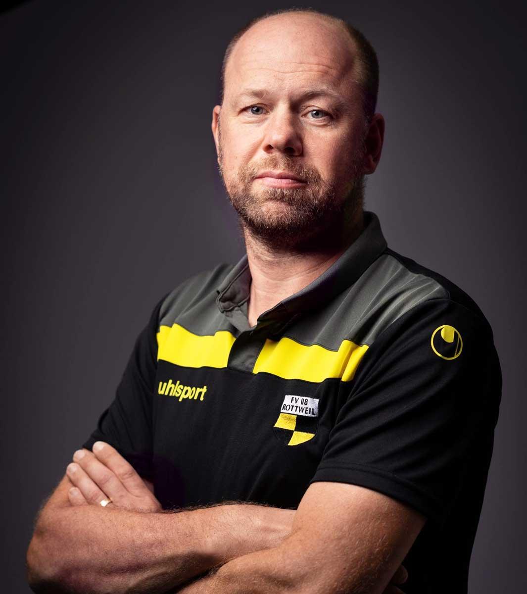 Ralf Volkwein ist seit 100 Tagen Sportlicher Leiter des FV 08 Rottweil. Foto: pm