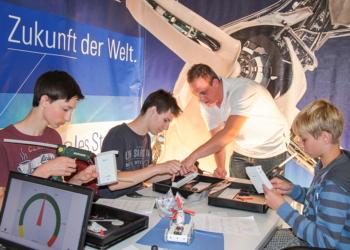 """Die Ausbildungsmesse """"starter"""" findet dieses Jahr erstmals auf dem """"Berner Feld"""" bei hauser.reisen statt (Foto: Stadt Rottweil)."""